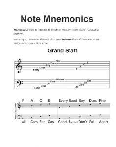 note-mnemonics